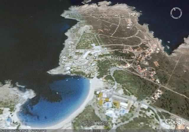 5270 sq.m plot size, qualified urban (Building land), surface level, sea view, front line, eight residential plots of land, gf + 1, maximum height 7 m, panoramic views.