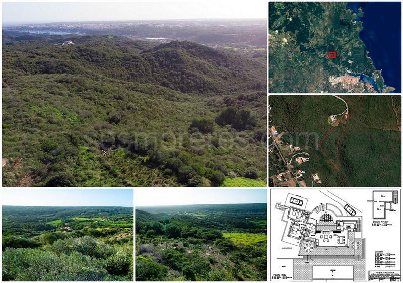 Plot / Land in Mahón