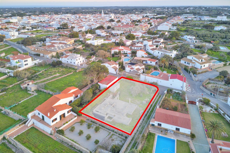 Plot / Land in Sant Lluís