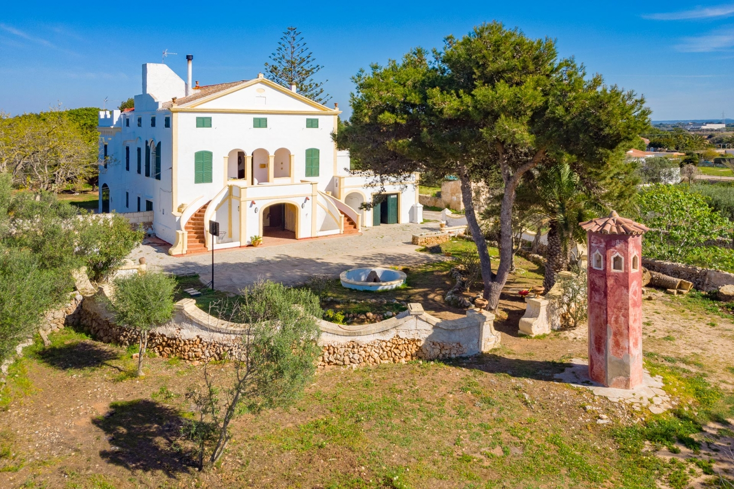 Country house in Ciutadella