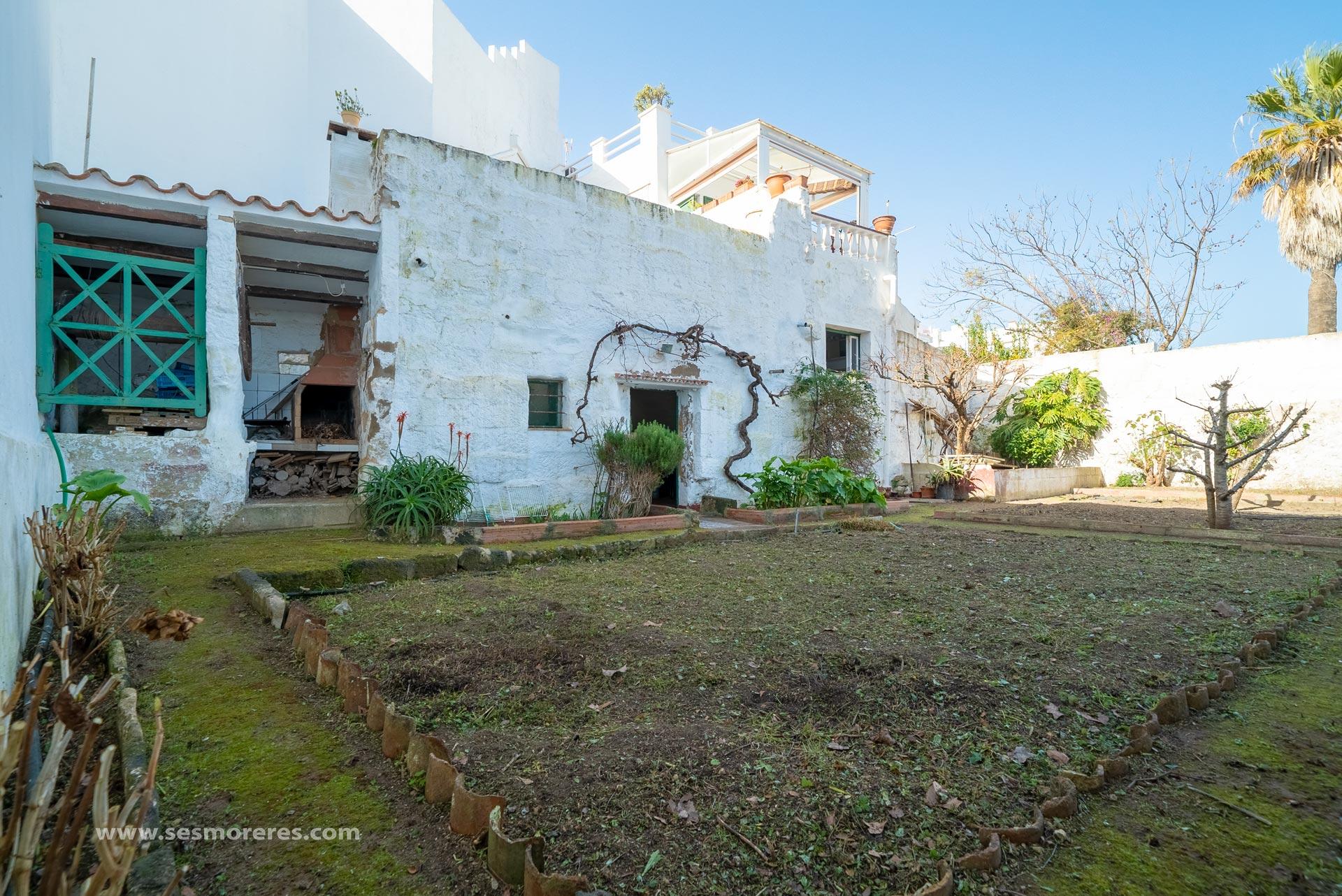 House in Mahón
