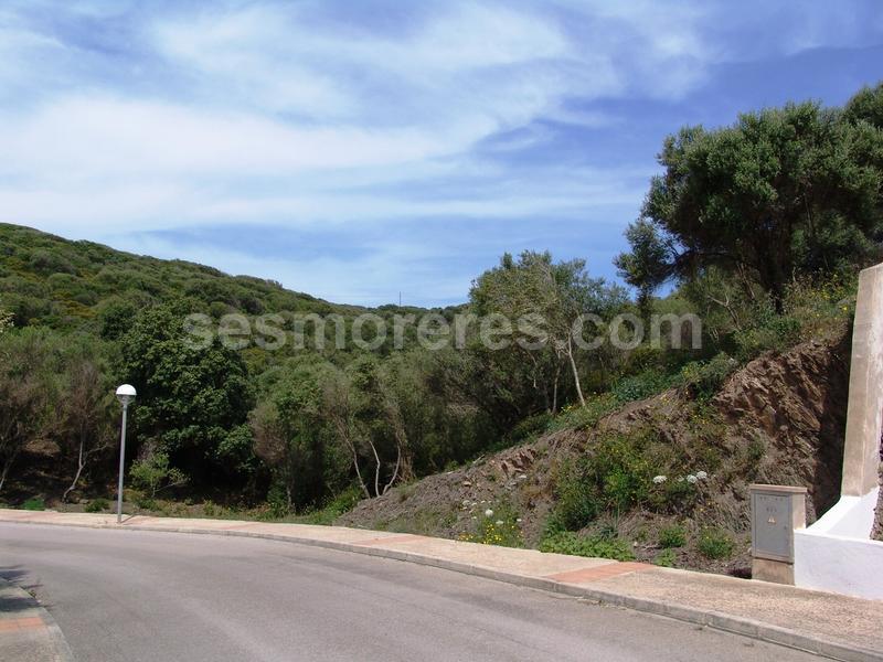 Plot / Land in Cala Llonga, Mahón