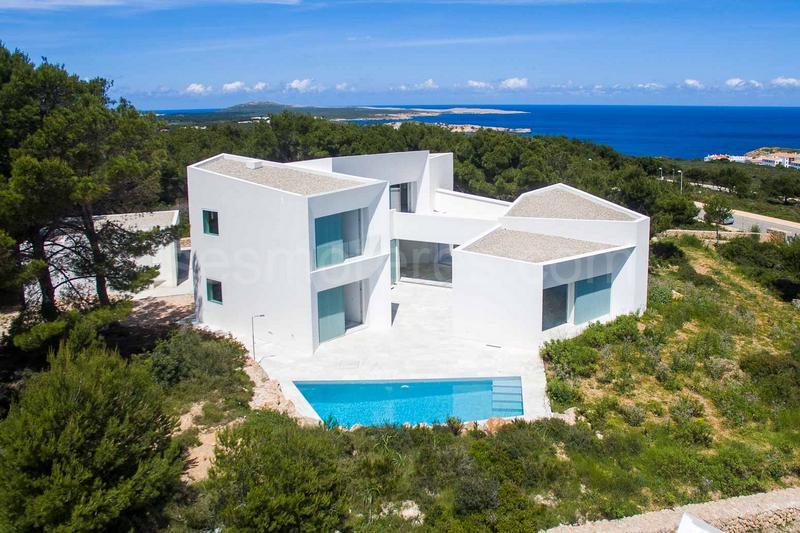 Villa dans Coves Noves, Es Mercadal
