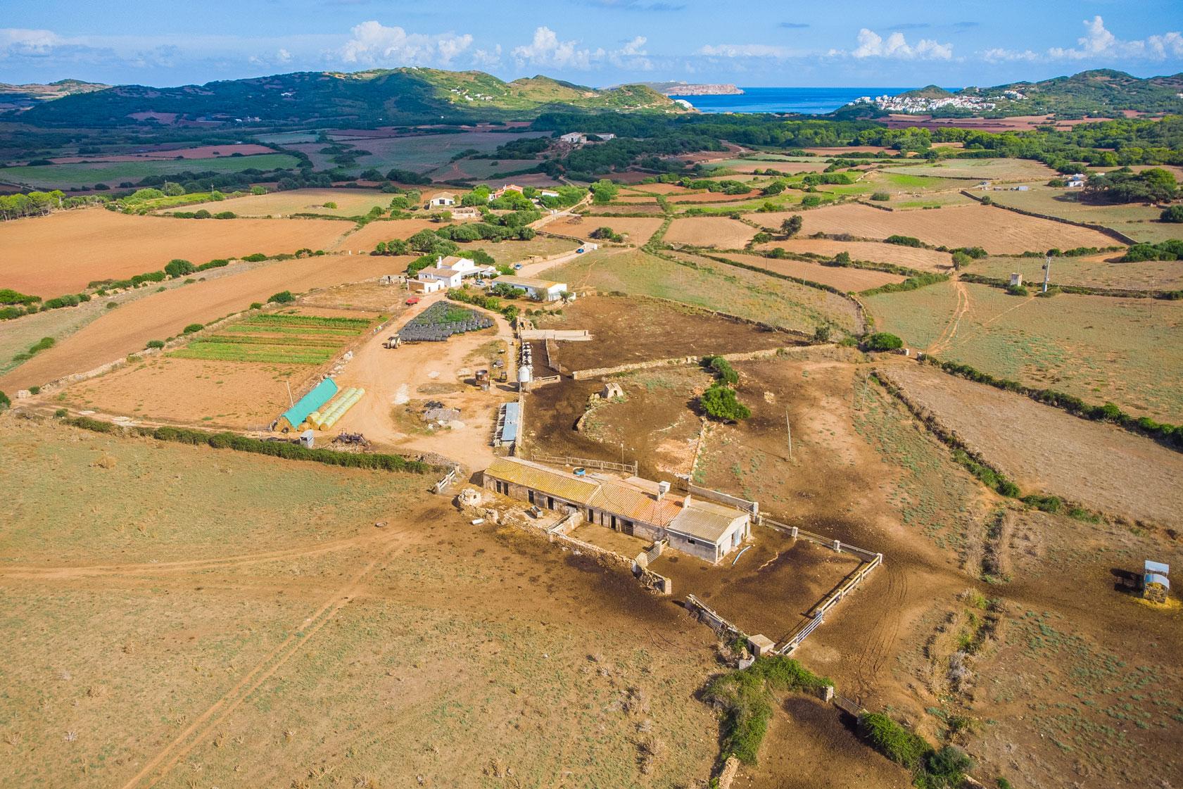 Country Estate in Es Mercadal
