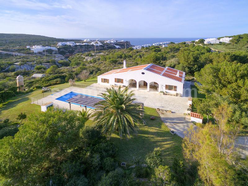 Casa de campo en Cala Morell, Ciutadella