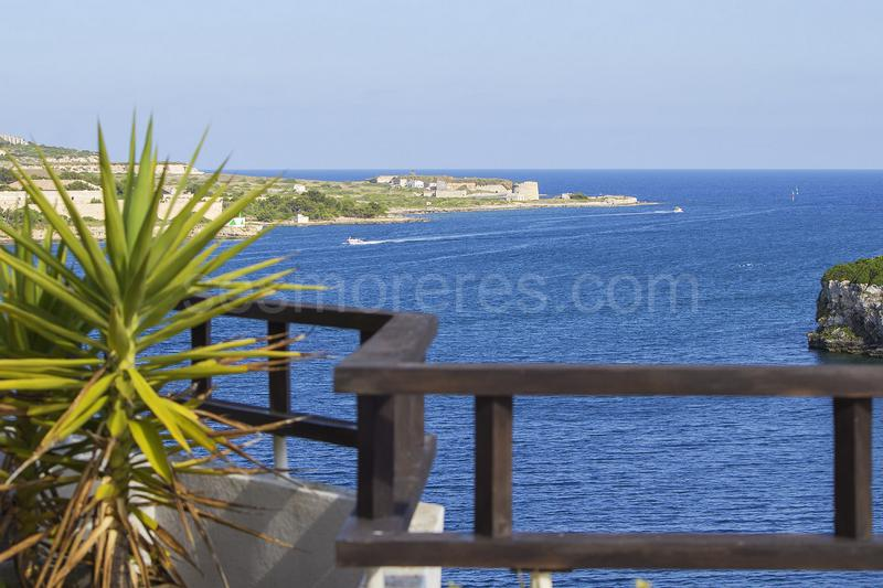 Apartment in Calas Fonts, Es Castell