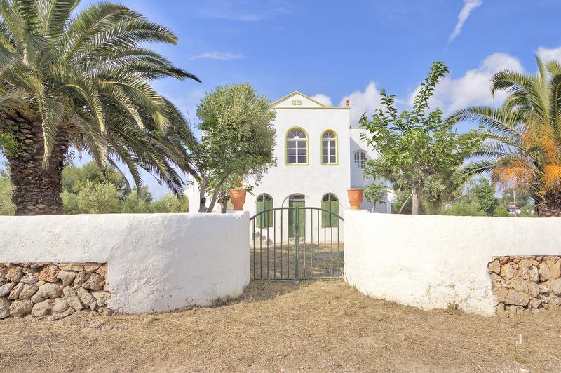 Casa de campo en Ciutadella