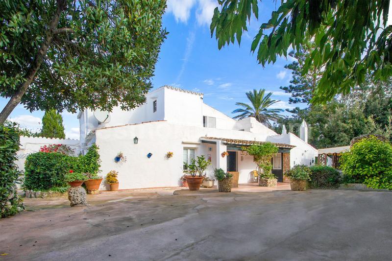 Casa de campo en Es Castell