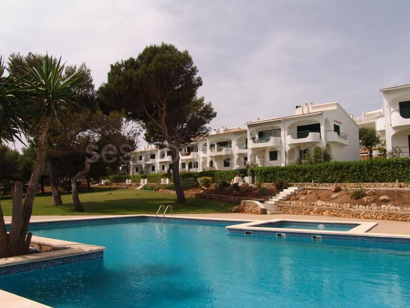 Apartment in Coves Noves, Es Mercadal