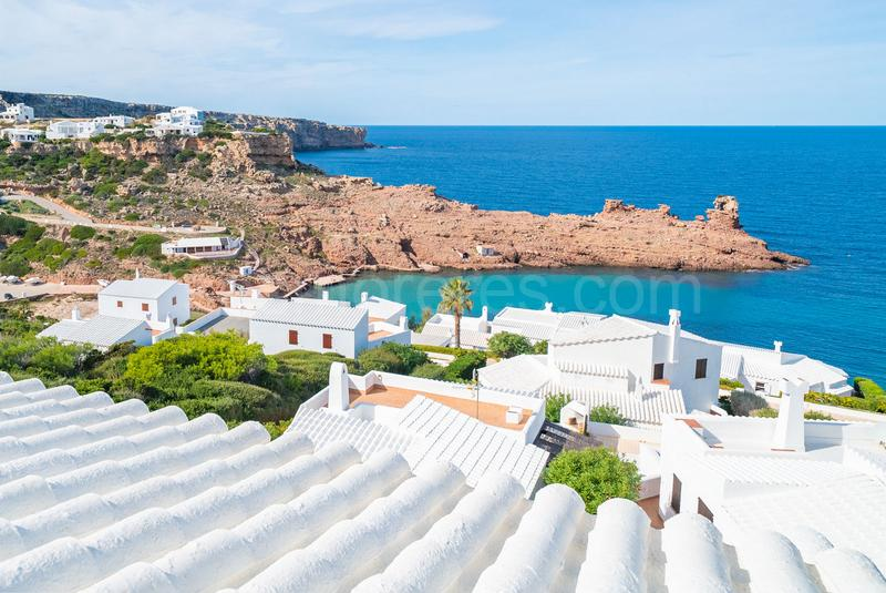 Apartment in Cala Morell, Ciutadella
