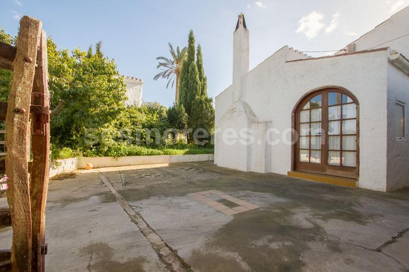 Casa de campo en Binifadet, Sant Lluís