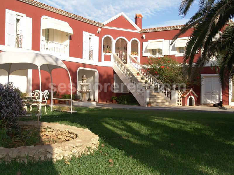 Country Estate in Mahón