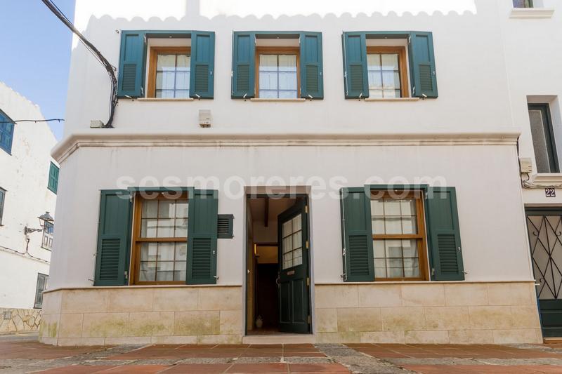 House in Es Mercadal