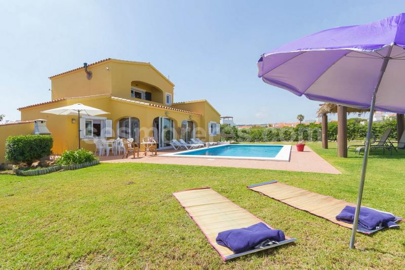 Villa in Punta Grossa, Es Mercadal