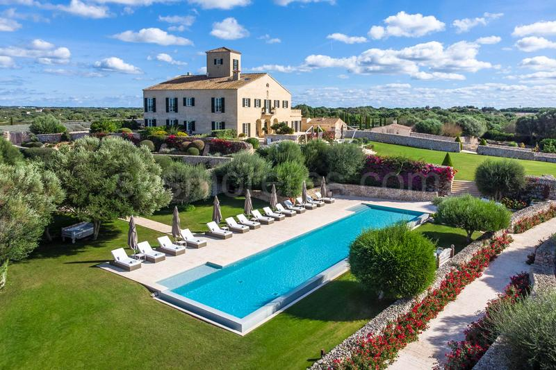 The most luxurious hotel in Menorca
