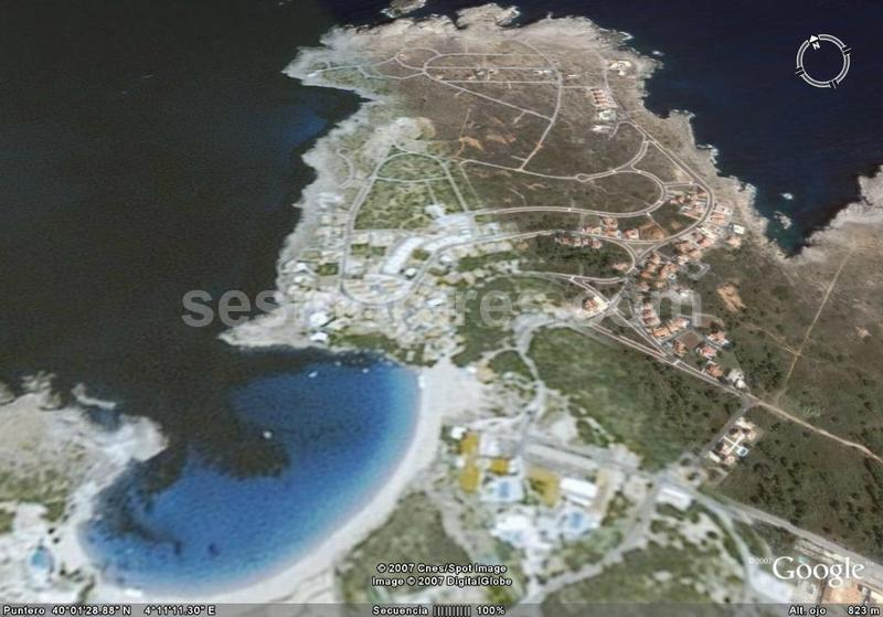 Plot / Land in Punta Grossa, Es Mercadal