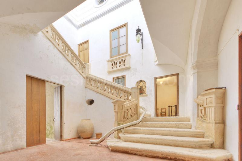 Palatial house in Ciutadella