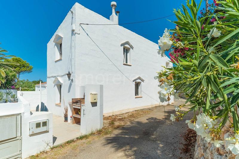 House in S´Uastrà, Sant Lluís