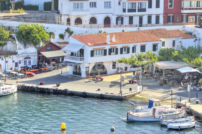 Commercial Property in Calas Fonts, Es Castell