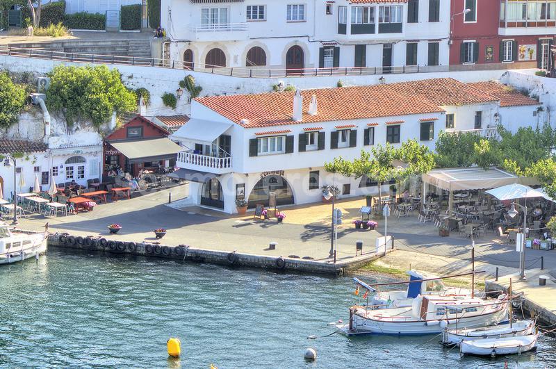 Local comercial en Calas Fonts, Es Castell