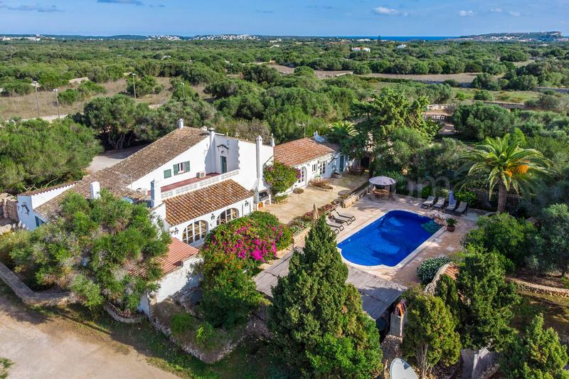 Country house in Es Castell