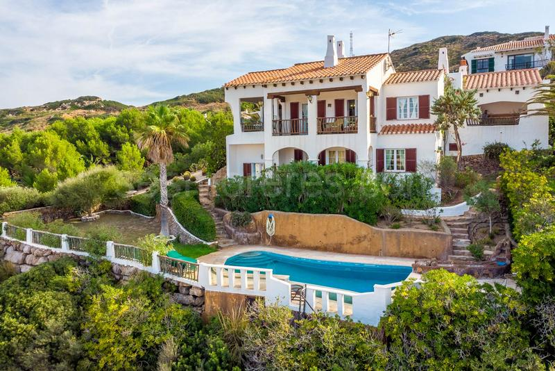 Villa in Playas de Fornells, Es Mercadal