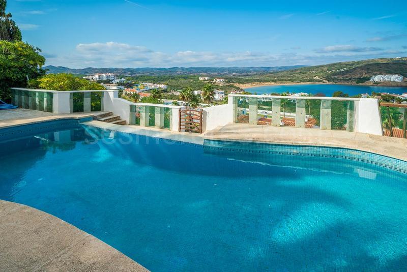 Villa in Playas de Fornells, Es Mercadal