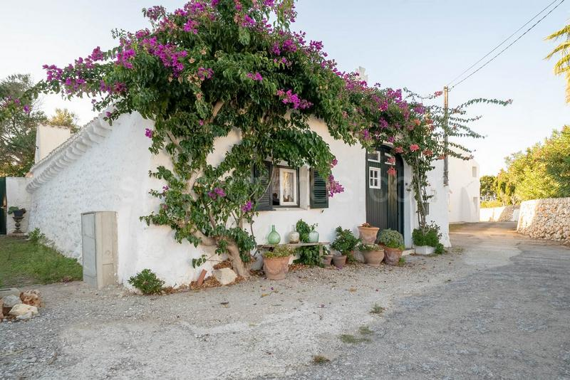 Country house in S´Uastrà, Sant Lluís