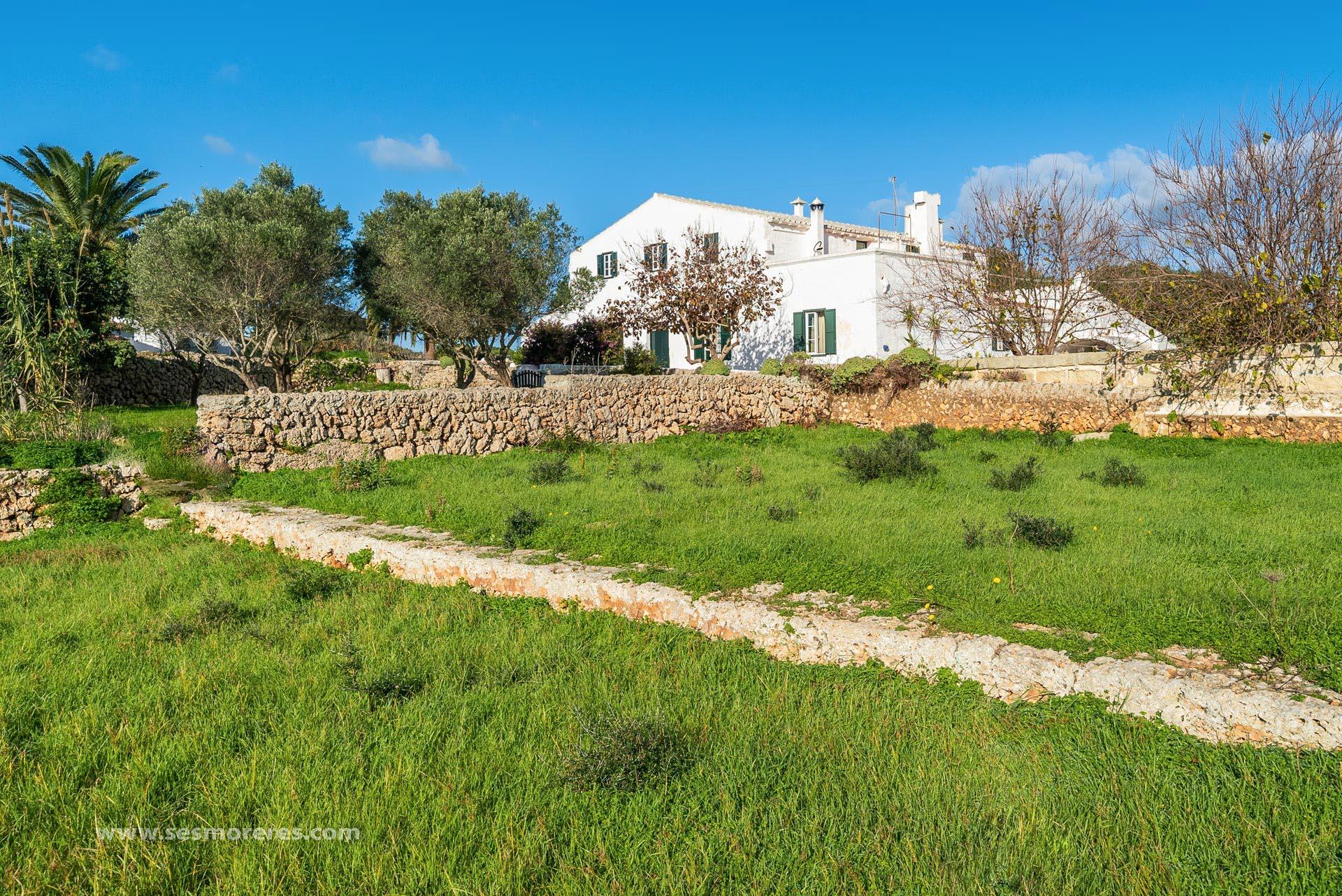 Casa de campo en Llucmassanes, Mahón